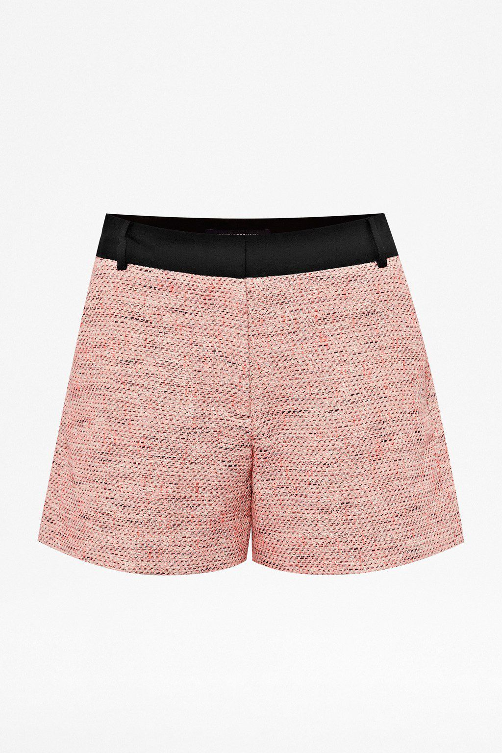 Bel air tweed mini short