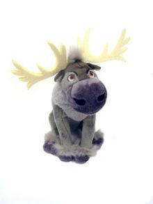20Cm Talking Sven Soft Toy