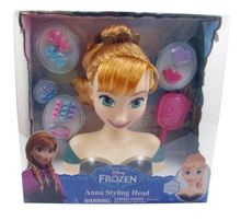 Disney Frozen Anna Classic Styling Head