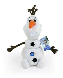 Wobbling Olaf Soft Toy
