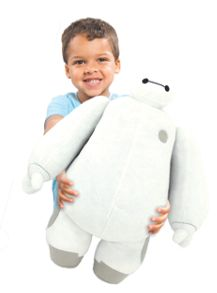 Large Baymax Soft Toy
