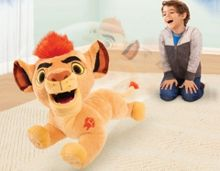 Disney The Lion Guard Leap `n` Roar Lion