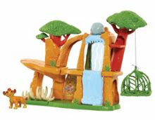 Disney The Lion Guard Battle for the Pride Lands Playset
