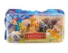 Disney The Lion Guard Five Figure Collectible Set