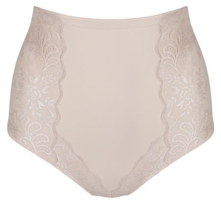 Le Mystere Sophia lace high waist brief