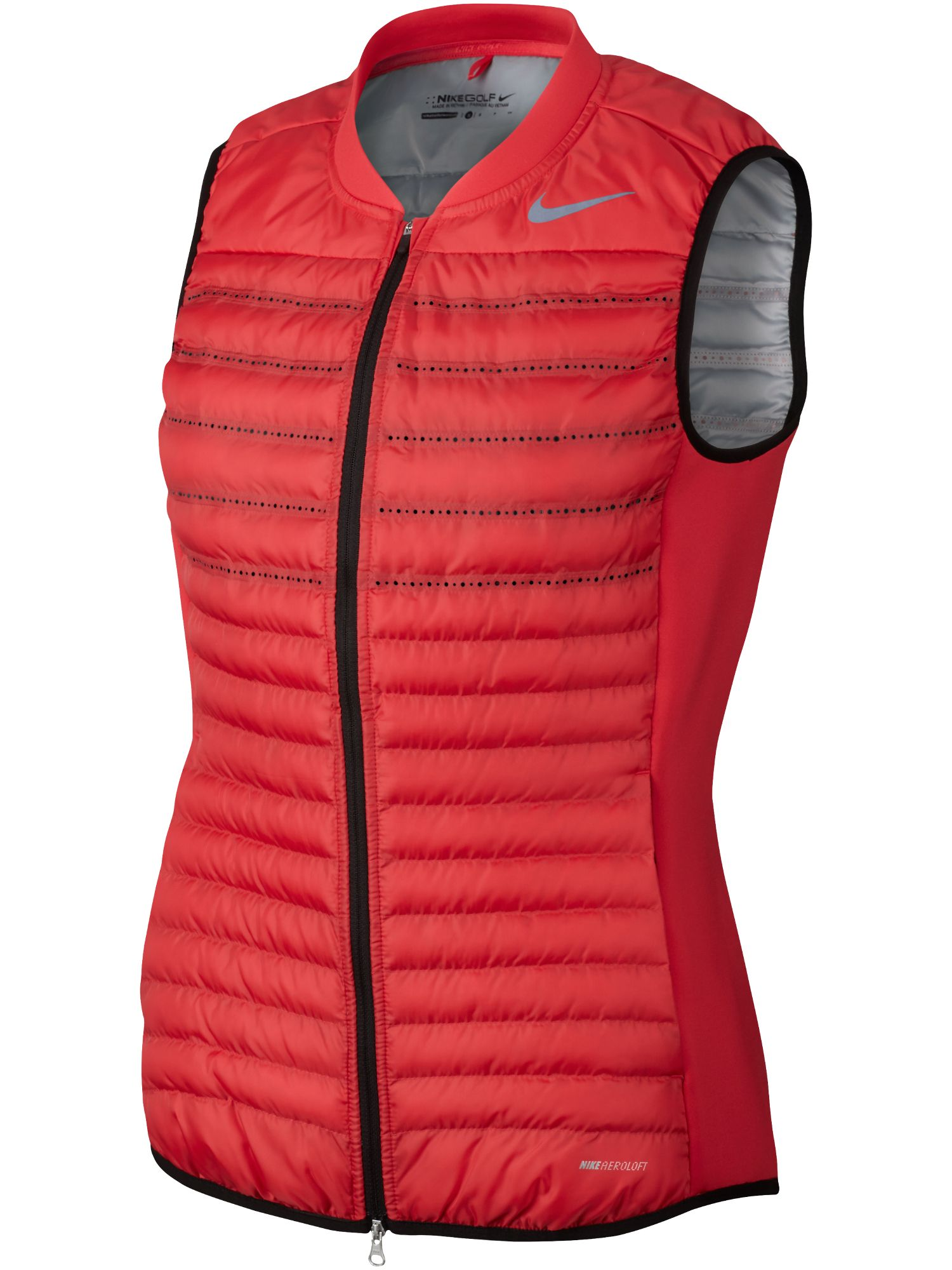 Nike Golf Aeroloft Combo Gilet, Red