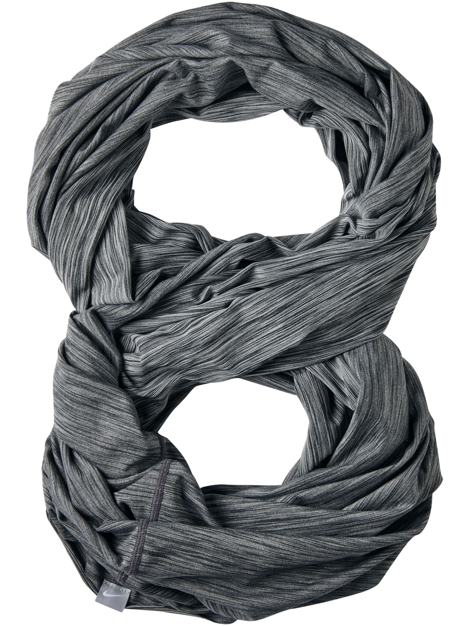 Nike Golf Heather Infinity Scarf, Black