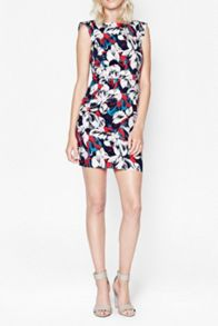 Lucky leaves cotton dress