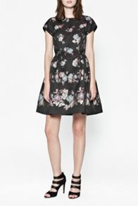French Connection Gardini sheen dress