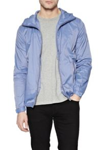 French Connection Aura Casual Full Zip Bomber Jacket