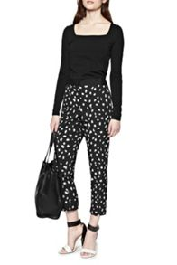 Scribble Spot Trousers