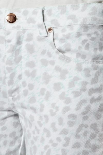 French Connection Leo Leopard Printed Jeans