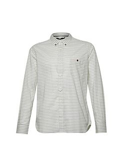 Boilly Stripe Slim Fit Long Sleeve Shirt