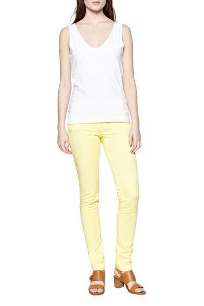 Great Plains Colour me skinny jeans