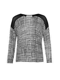 Yoyo Knits Checked Jumper