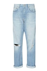 French Connection High Rise Boyfriend Jeans