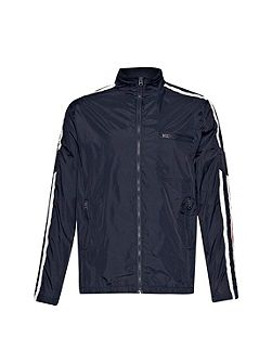 Casual Full Zip Bomber Jacket