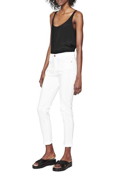 French Connection Slim Cropped Jeans
