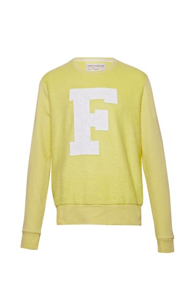 French Connection Jopadhola Cracked Graphic Crew Neck Jumper