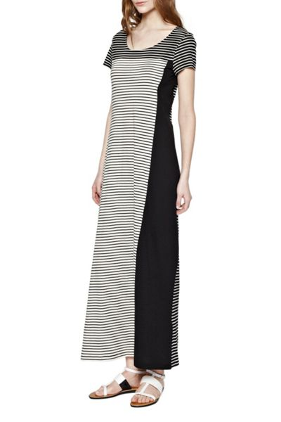 Great Plains Suzanne Stripe Maxi Dress