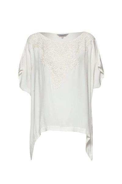 Great Plains Dreamcatcher Lace Tunic Top