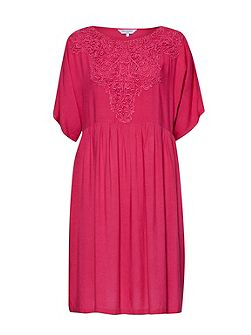 Dreamcatcher Lace Tunic Dress