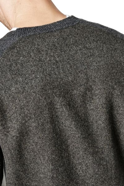 French Connection Lambswool Mixed Jumper