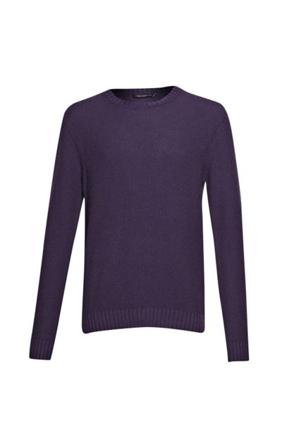 French Connection Jacob Cotton and Alpaca Jumper
