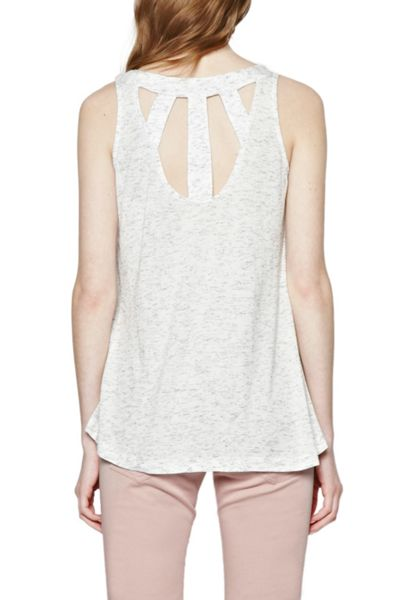 Great Plains On The Seashore Cut-Out Top