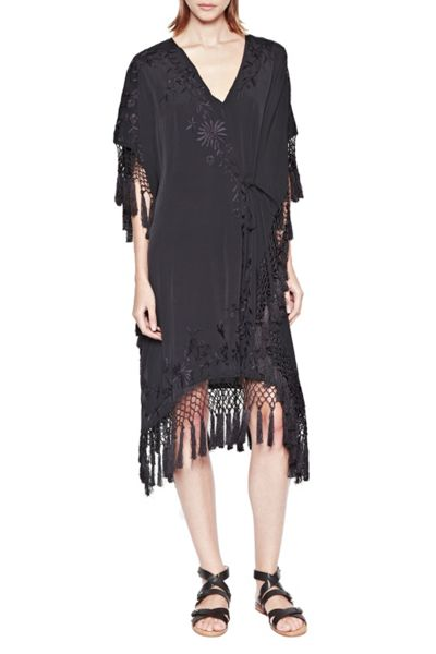 French Connection Raquel Tassel Dress