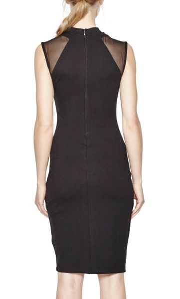 French Connection Tania Tuck Bodycon Dress