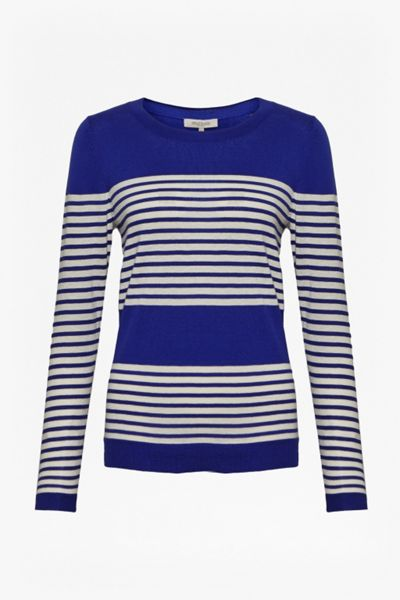 Great Plains Betty Stripe Scoop Neck Top