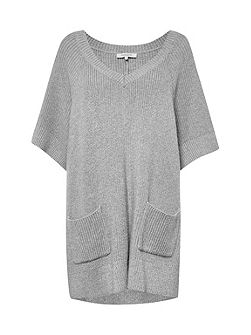 Heavenly Knits V Neck Jumper
