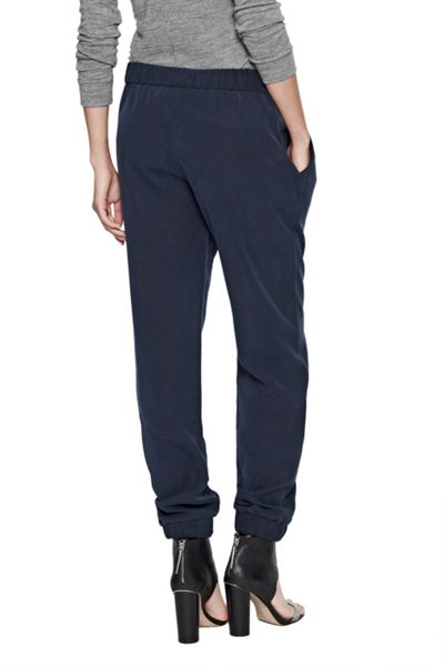 French Connection Runaway Drape Tiewaist Trouser