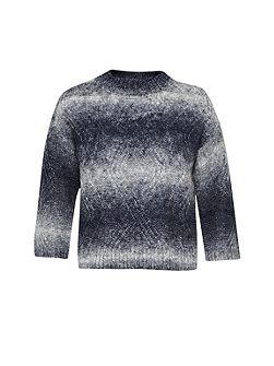 Angela Knits Zigzag Stitch Top