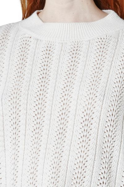 French Connection Iris Knits Highneck Jumper