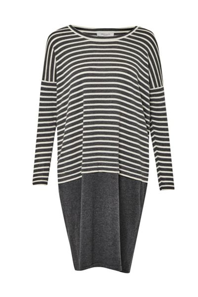 Great Plains Georgie Stripe Knitted Dress