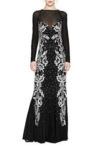 French Connection Aspen Sequin Maxi Dress