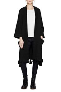 French Connection Anabelle Tassel Cardigan