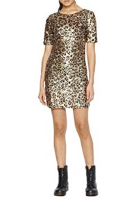 Leo Luxe Sequinned Dress