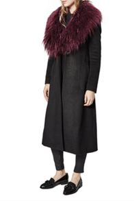 French Connection Wonderland Wool Coat