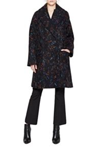 Fireside Oversized Wool Coat