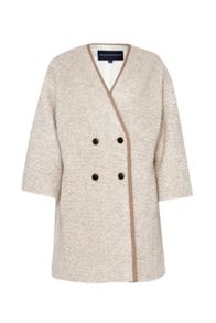 French Connection Bristol Cocoon Coat