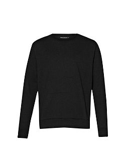 Fcuk Fear Graphic Crew Neck Pull Over Jumpers