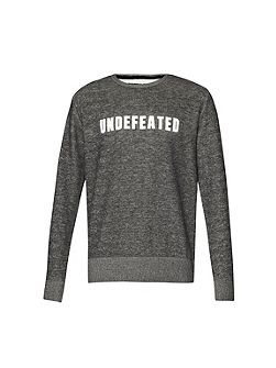 Men's French Connection Fcuk Fear Undefeated Tweed Graphic