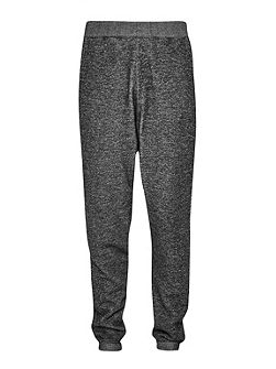 Fcuk Fear Undefeated Marled Carrot Fit Casual Tra