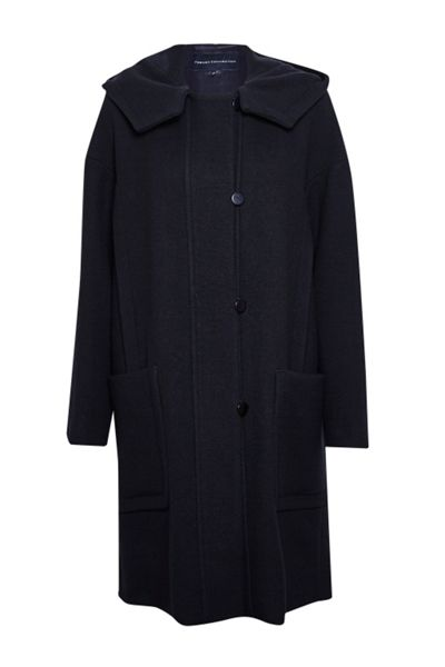 French Connection Mia Wool Duffle Coat