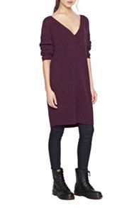 French Connection Naughty Bright Jumper Dress
