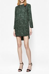 French Connection Ali Gator Dress