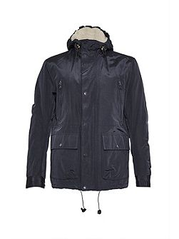 Men's French Connection Murphy nylon parka